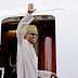 Buhari Leaves New York For Medical Appointment In UK
