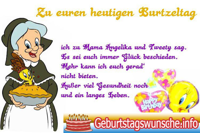 Geburtstagswünsche für Mama