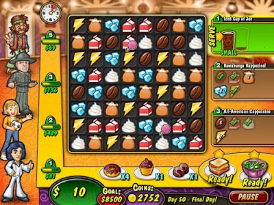 Download Coffee Rush Highly Compressed Game For PC Full Version