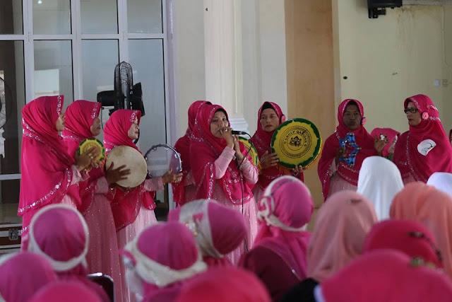 GOW Pariaman Lestarikan Tradisi Barzanji Riwayat Rasul SAW