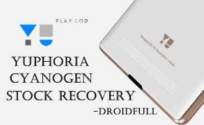 [YUPHORIA] STOCK CYANOGEN RECOVERY FOR YU YUPHORIA + GUIDE TO FLASH [22/06/2015]