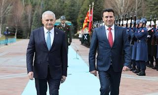 Γιλντιρίμ: Η πΓΔΜ θα αποφασίσει για το όνομά της, όχι άλλος...