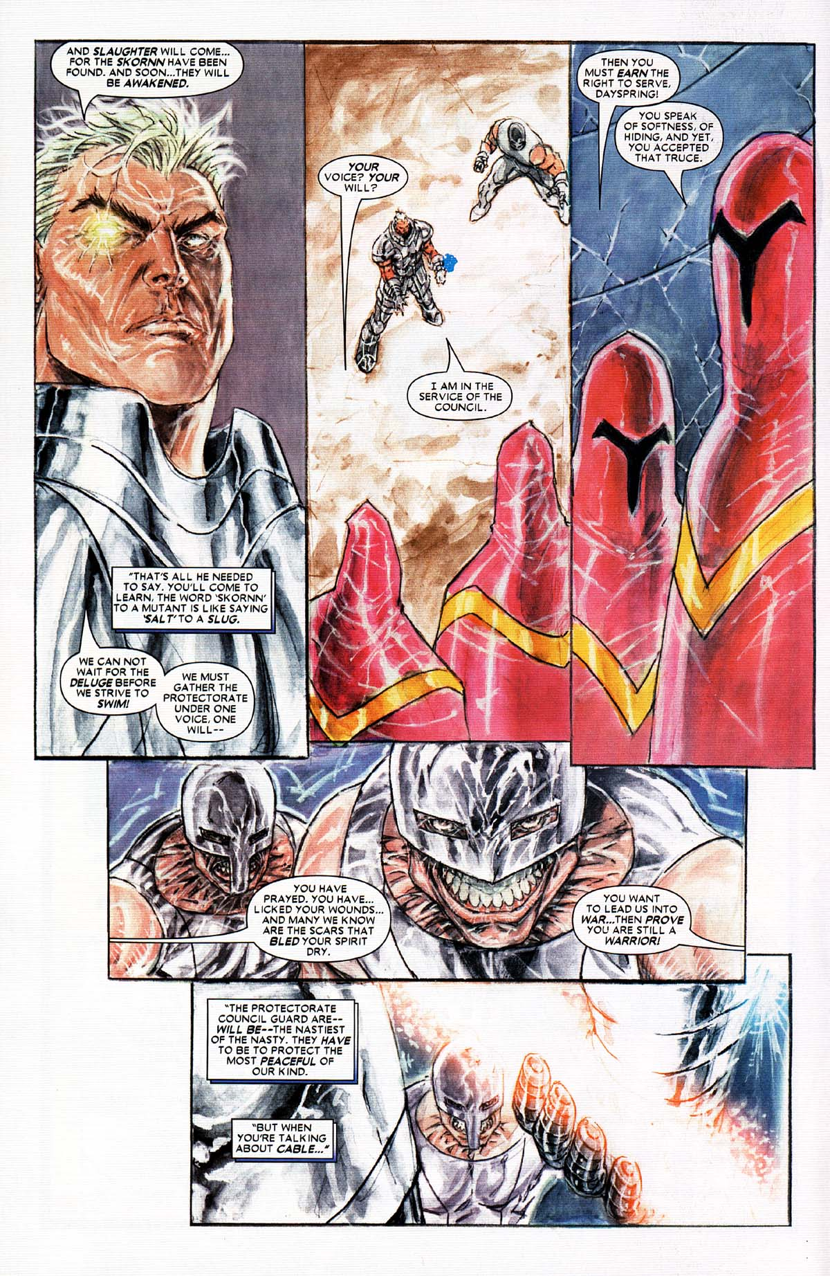Read online X-Force (2004) comic -  Issue #2 - 12