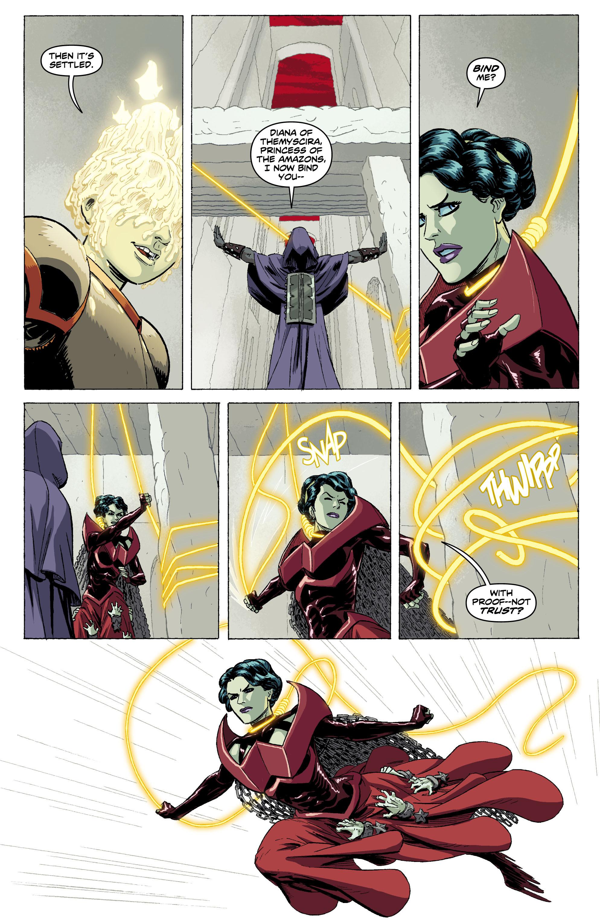 Read online Wonder Woman (2011) comic -  Issue #10 - 4