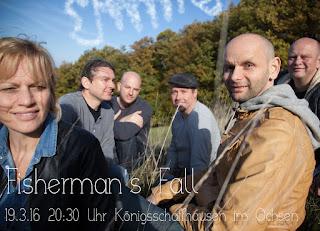 Fisherman's Fall im Ochsen in Königsschaffhausen - aktuelles auf Schorli.de