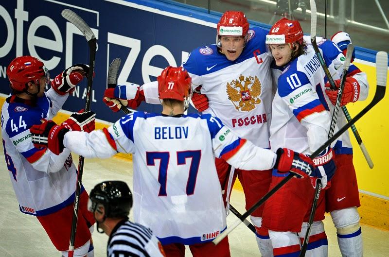 russland usa eishockey