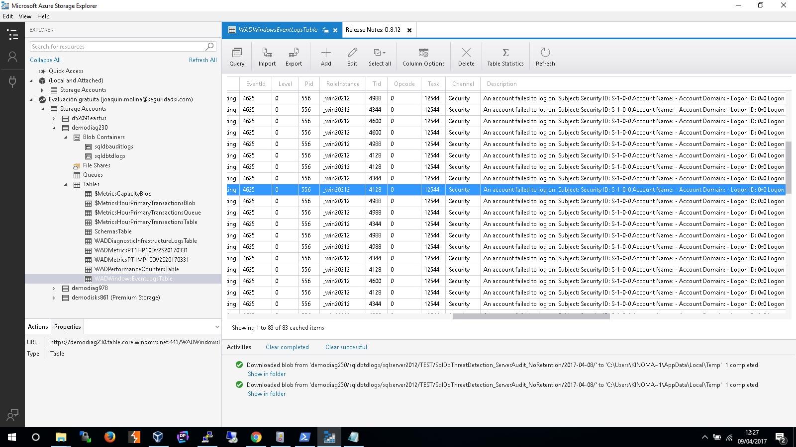 INSEGUROS Seguridad informática: abril 2017