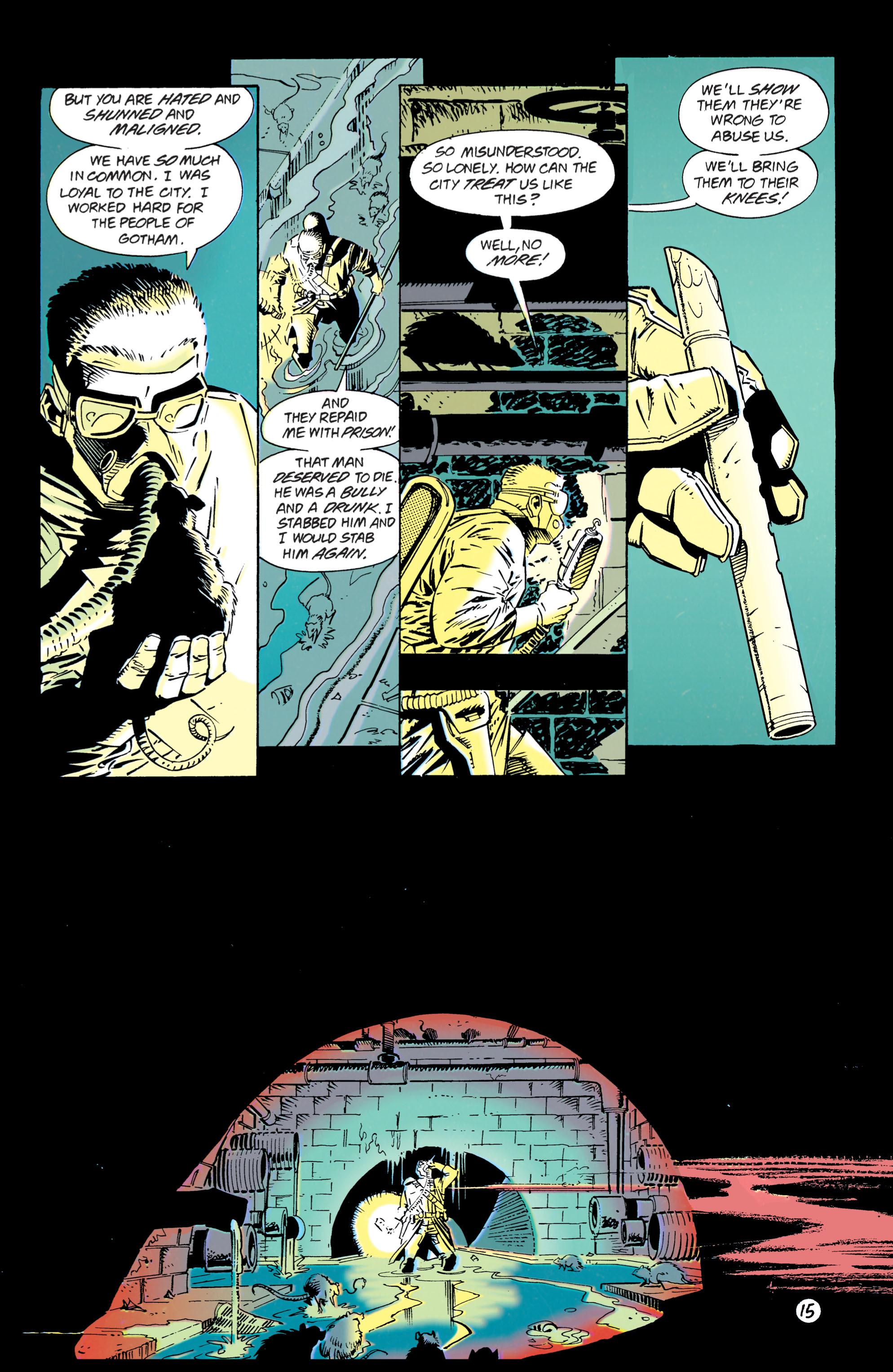 Detective Comics (1937) 679 Page 15