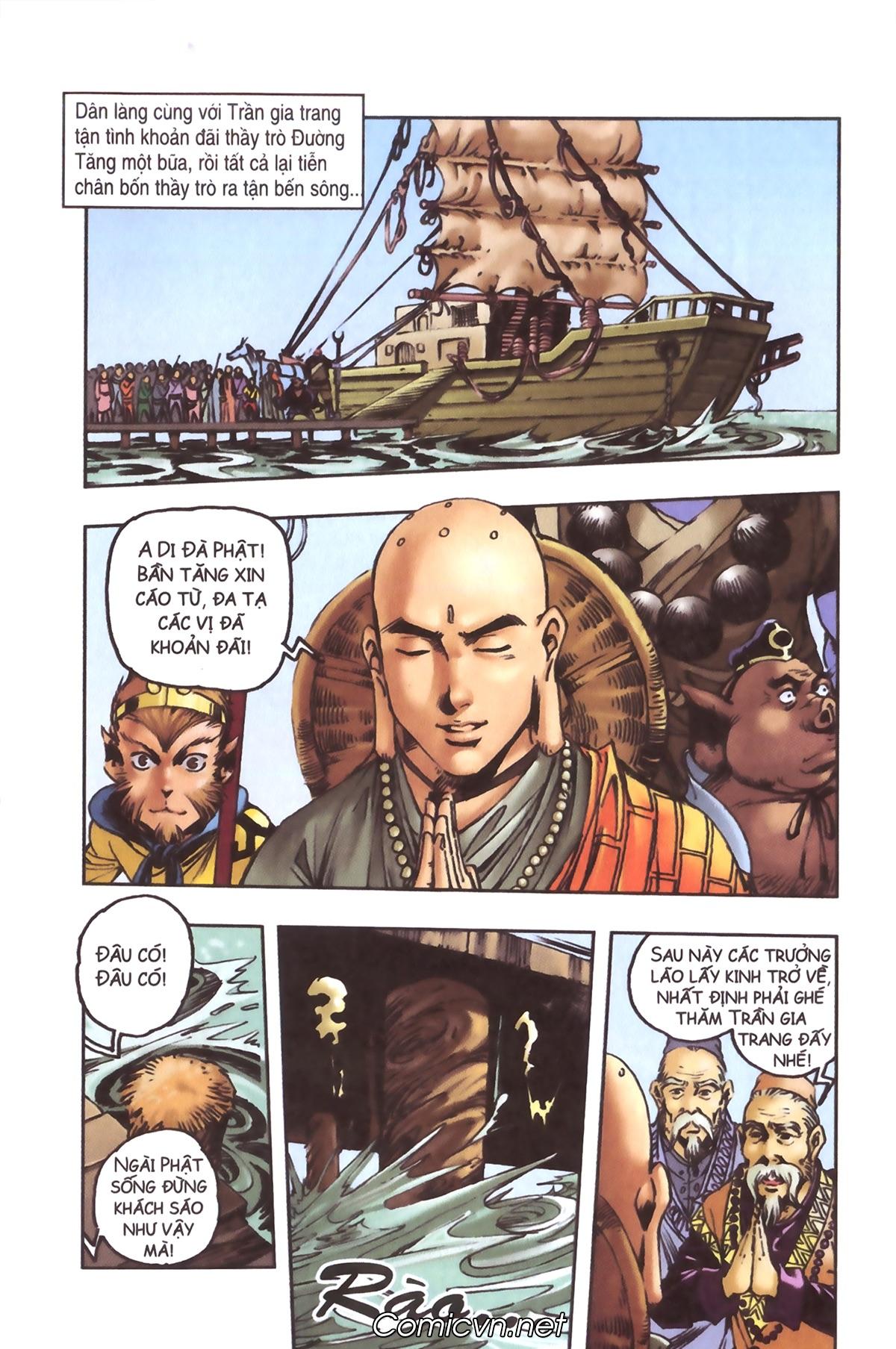 Tây Du Ký màu - Chapter 95 - Pic 27