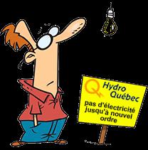 Fallas eléctricas en Montreal