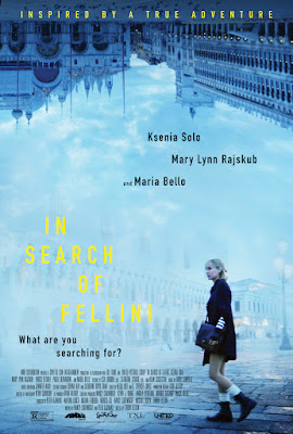 In Search of Fellini Poster