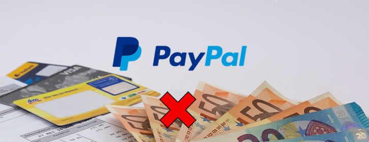 cancelar pagamento paypal