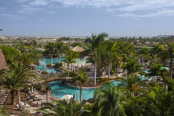 Hotel Lopesan Baobab. 5 escapadas de relax para disfrutar en San Valentin