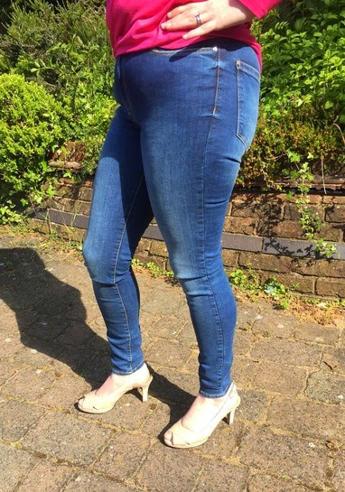 Morgan's Milieu   Magic Jeans!: Mango Jeans and Clarks shoes