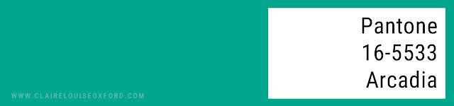 Colori Pantone 2018 Primavera - PANTONE 16-5533 Arcadia