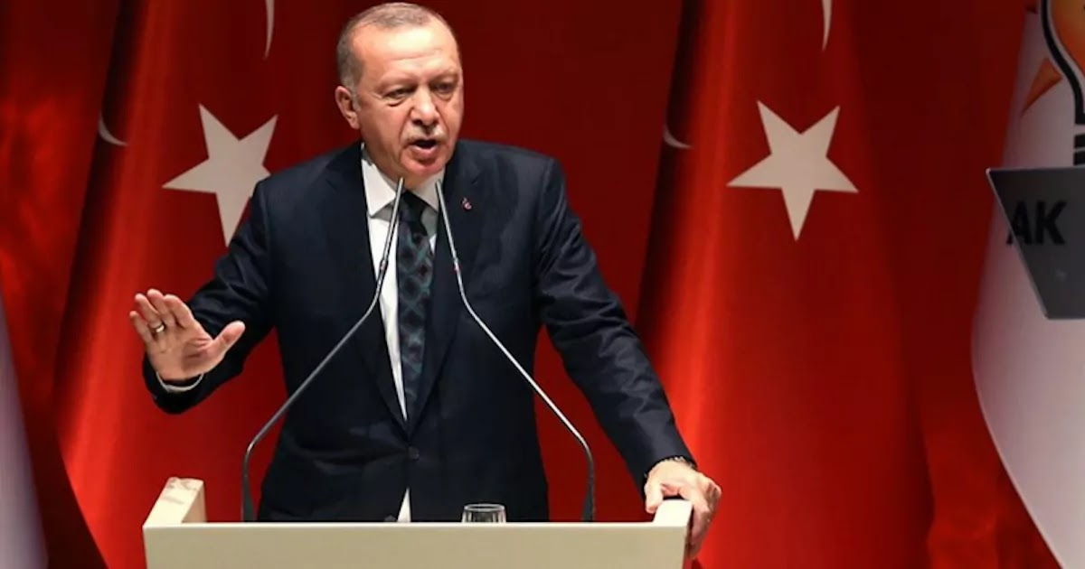 Erdogan Says France Will 'Pay' For Its Incompetent Leadership And Speaks Of Historic Ottoman Victories Over The West