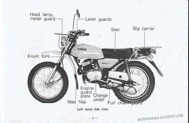 MotorParade: AG 100