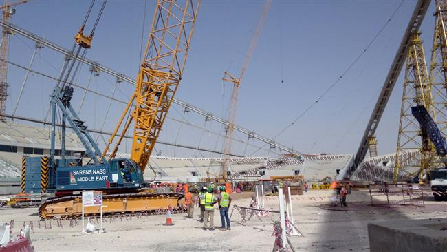 Human Rights Watch slams Qatar's failure to protect 800k foreign workers from extreme heat