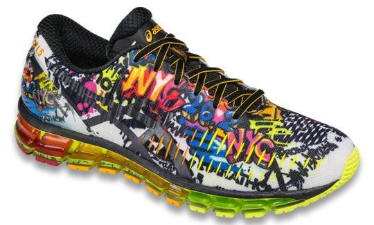 Calma destacar notificación  Ready For A Run?: ASICS 2015 NYC Marathon Pack for Men | SHOEOGRAPHY