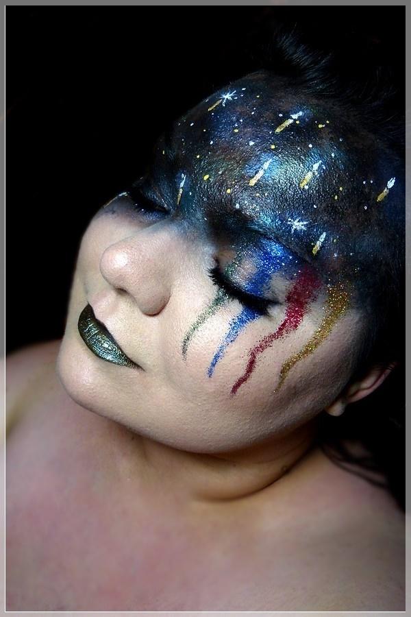 magical makeup Harry Potter Hogwarts