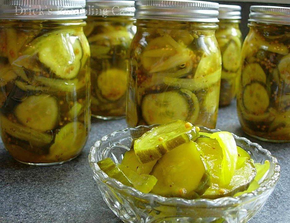 Top 5 Canning Recipes ~ Drick's Rambling Cafe