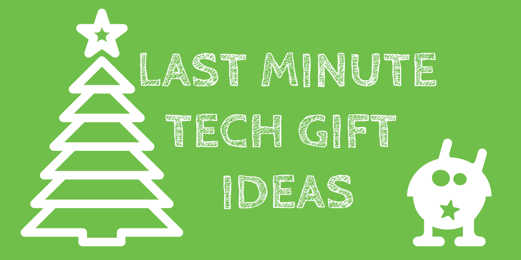 Last Minute Tech Christmas Gifts for Kids
