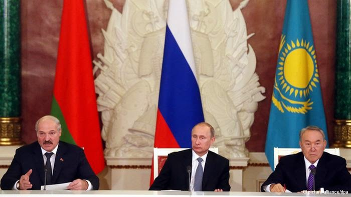 Putin's power play jeopardizes Eurasian Union plans