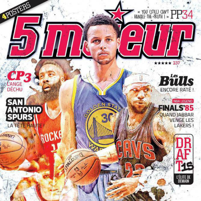 top 5 des meilleurs magazines nba who 39 s the bet. Black Bedroom Furniture Sets. Home Design Ideas