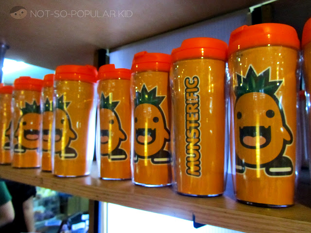 Munsterific Tumblers in Bacolod