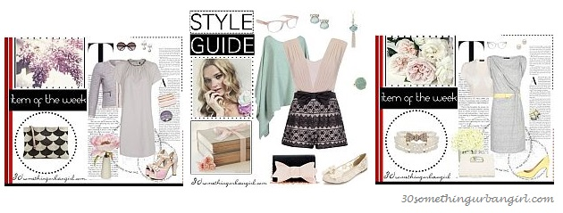 classic and romantic outfit ideas for Light Summer seasonal color