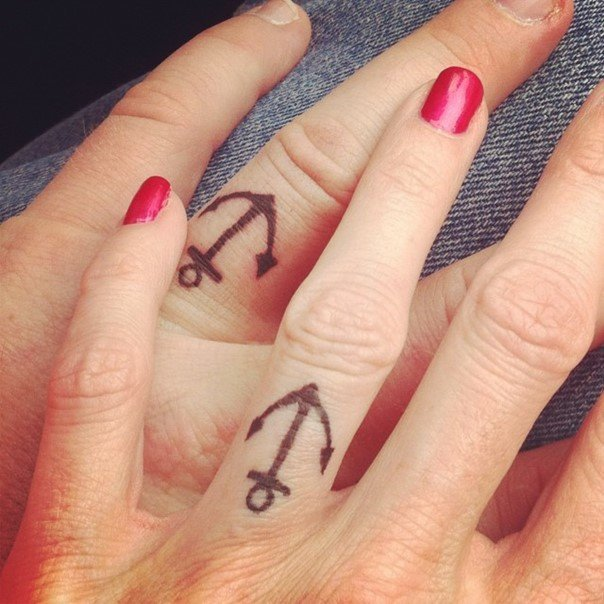 20 tattoo ideas for wedding anniversary