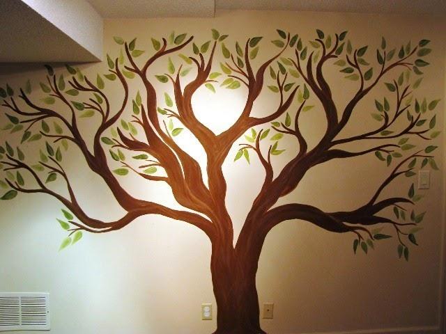 Wall Paint Mural Designs