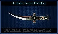 Arabian Sword Phantom