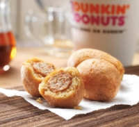 News Dunkin Donuts Sausage Pancake Bites Are Back