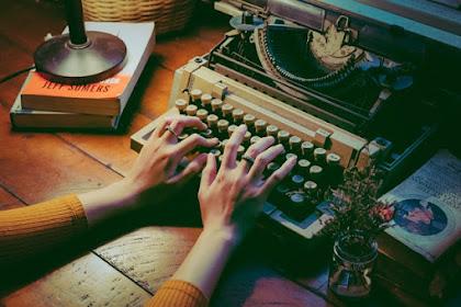 Cara Mudah Latihan Mengetik 10 Jari Supaya Lancar Menulis Artikel Blog