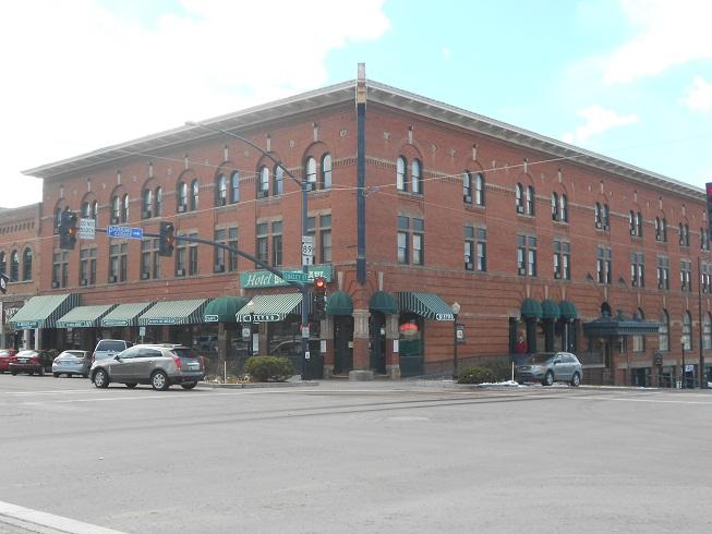 Hotel St Michael Prescott Az Historic