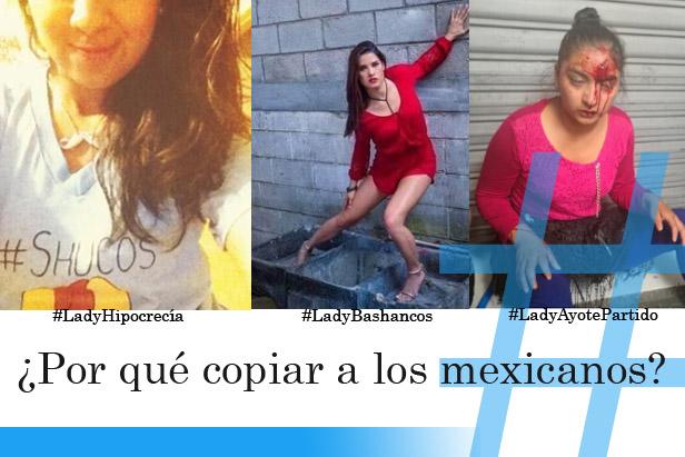Ladies de Guatemala que han sido tendencia en Twitter