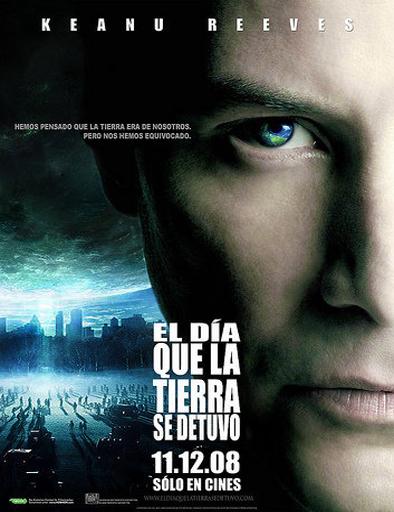 Ver El día que la tierra se detuvo (2008) Online