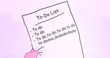 Pink Panther To Do List Silly Bunt Funny