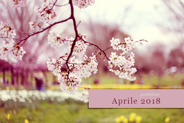 Guideline: Aprile 2018