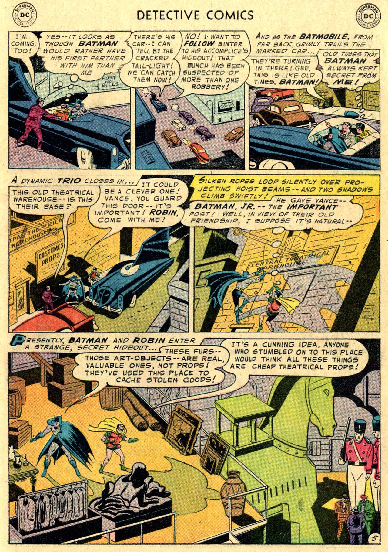 Detective Comics (1937) 231 Page 6