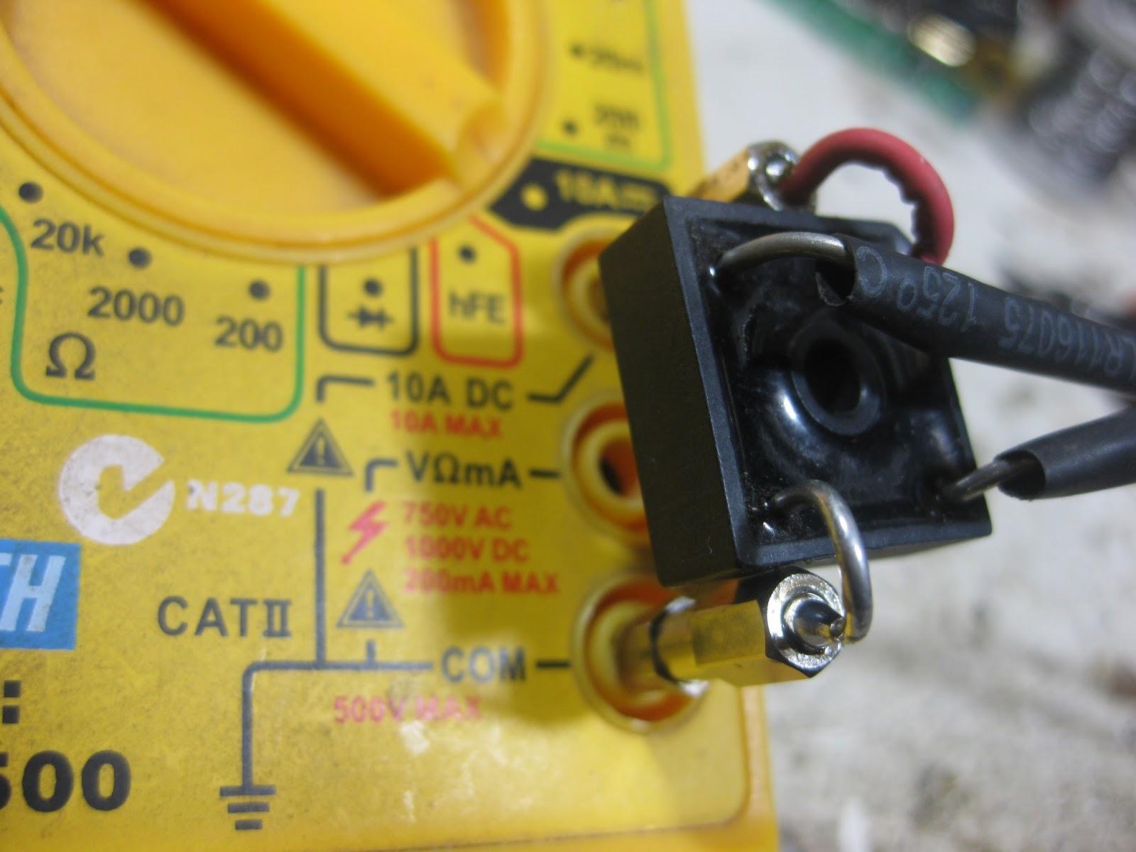 Connect A Modern Bridge Rectifier To Rectifier Lighting Circuit