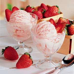 http://www.tasteofhome.com/recipes/best-strawberry-ice-cream