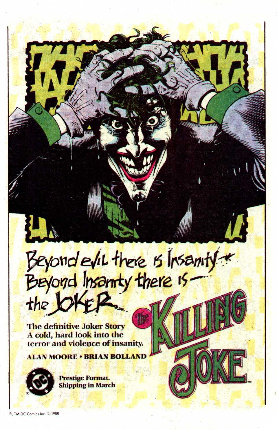 Read online Secret Origins (1986) comic -  Issue #27 - 47