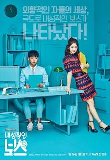 Download Drama Korea Introverted Boss Subtitle Indonesia