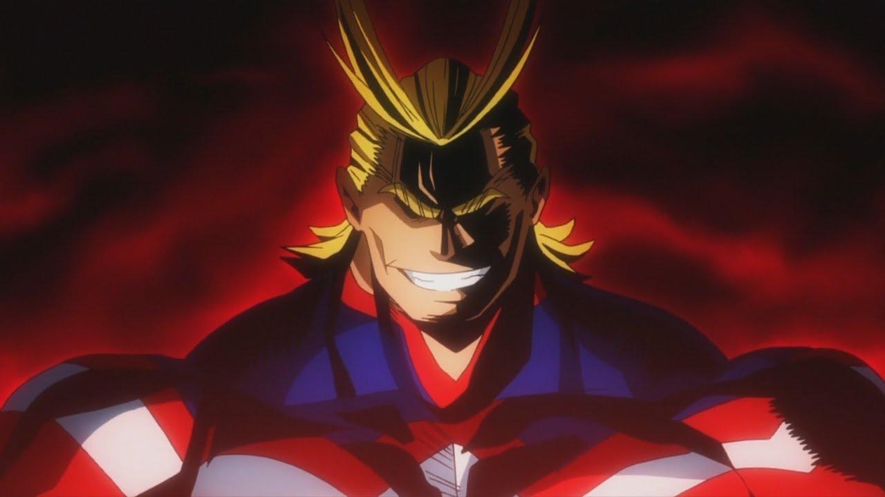 karakter boku no hero academia paling cool
