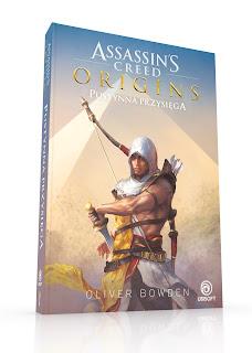 Assassin's Creed: Pustynna Przysięga - Zapowiedź