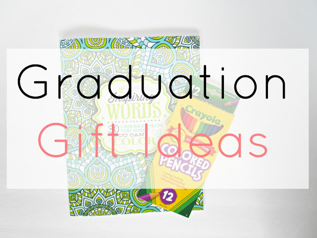Graduation Gift Ideas from Courtney's Little Things