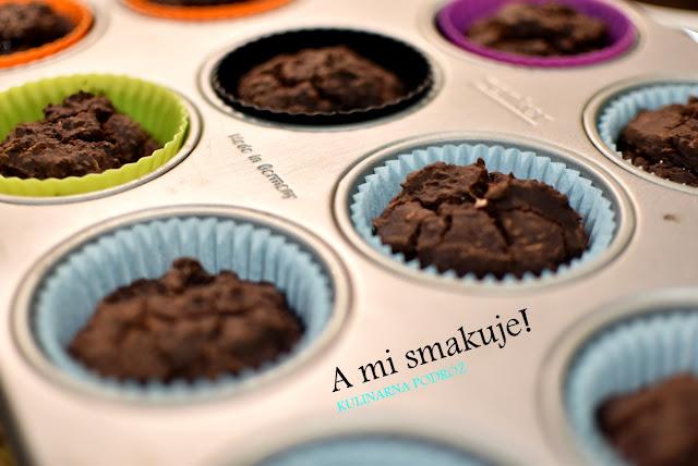 Papilotki do muffinek i czekoladowe babeczki!