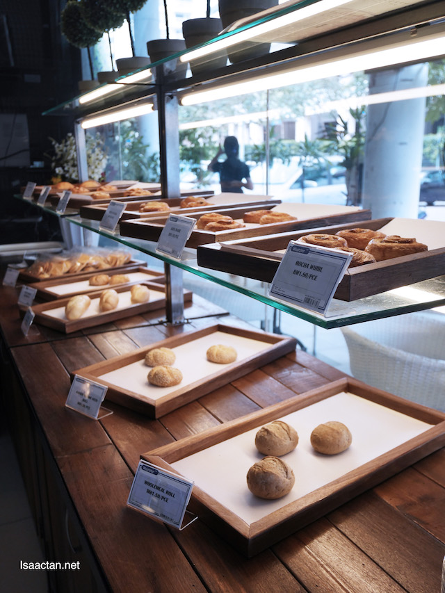 Choose from a wide variety of bread, pastries and everything sweet